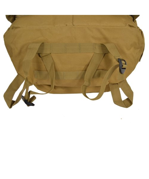 R-Way Militaire Rugzak Khaki, Tactical Backpack 45 Liter 47X36X27cm
