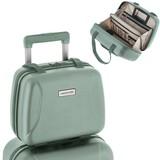 CarryOn Skyhopper Beautycase met Okoban Olive 34X28X18cm