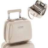 CarryOn Skyhopper Beautycase met Okoban Champagne 34X28X18cm