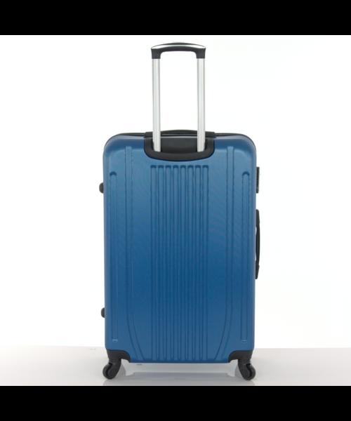 Kofferset ABS 3-delig Donker Blauw