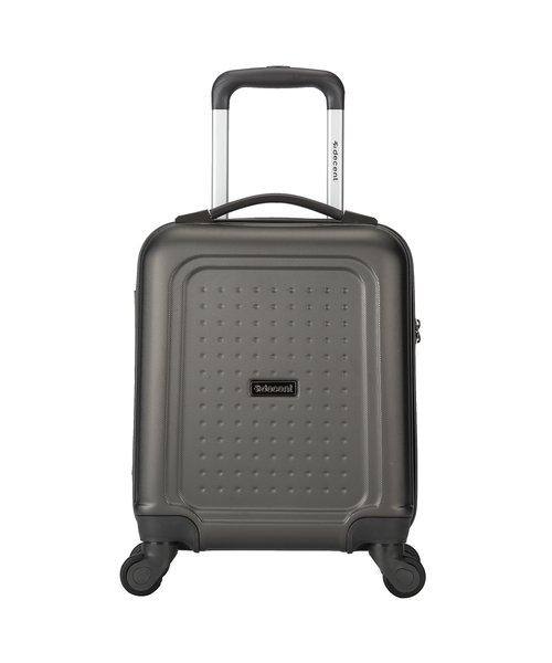 Decent Handbagagekoffer 42x32x20 cm 24 L Antraciet