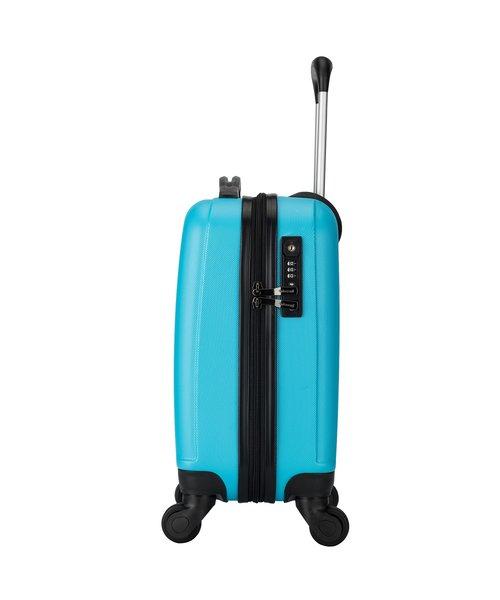 Decent Handbagagekoffer 42x32x20 cm 24 L Blauw