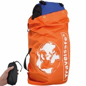 Travel Safe Flightbag Voor Backpack Oranje 100X45X25cm