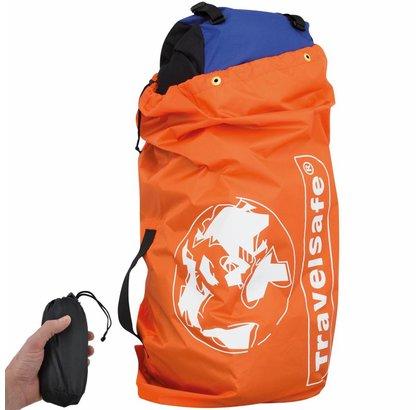 Travel Safe Flightbag Voor Backpack Oranje