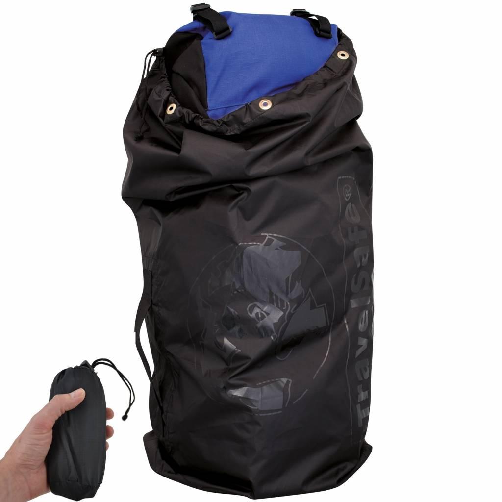 e44e8359a8d Flightbag voor Backpack Zwart €17,95 - KofferStunter