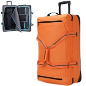 Decent Sport-Line Trolleytas Oranje 95L 78X40X33cm