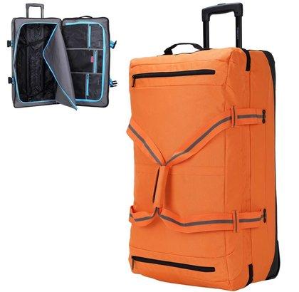 Decent Sport-Line Trolley Oranje Double Loader Wieltas 95 Liter