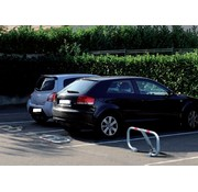 Arceau de parking amortichoc