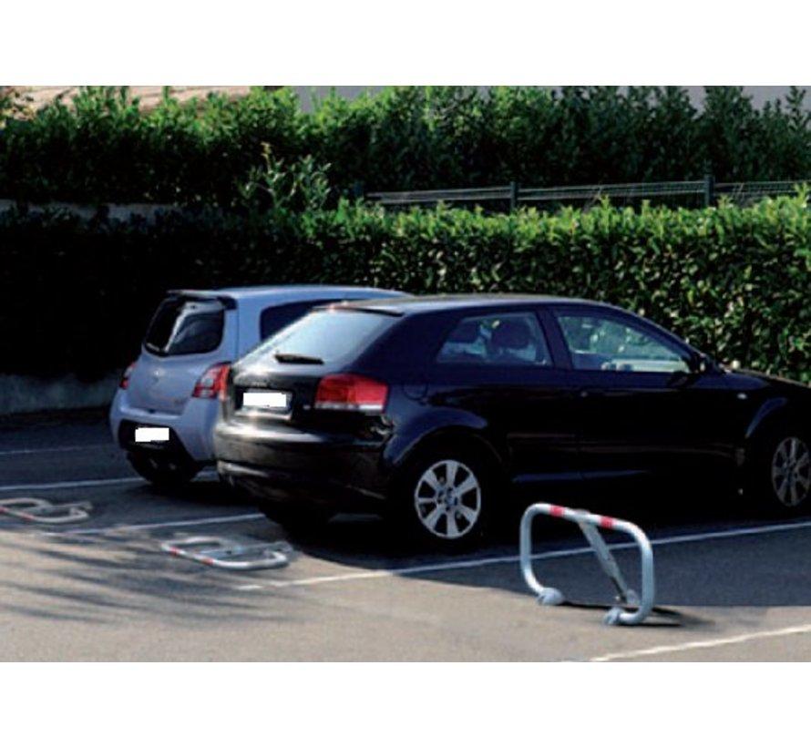 Arceau de parking amortichoc