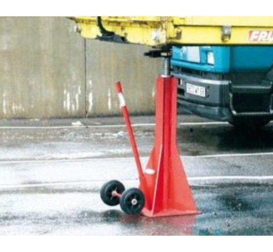 Béquille de sécurité manuelle