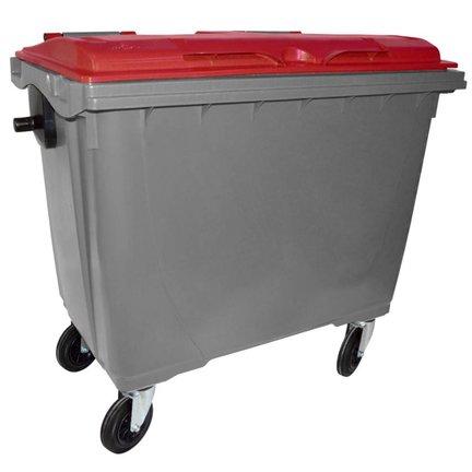 Conteneurs à déchets 4 roues