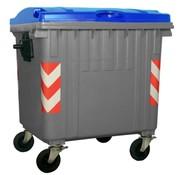 Conteneur à déchets 1000 litres renforcé