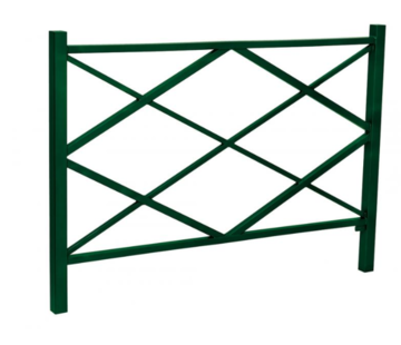 Barrière de ville Losange