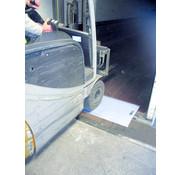 Plaque de chargement Alu avec poignée  4 tonnes