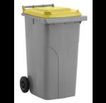 Conteneur à déchets 2 roues