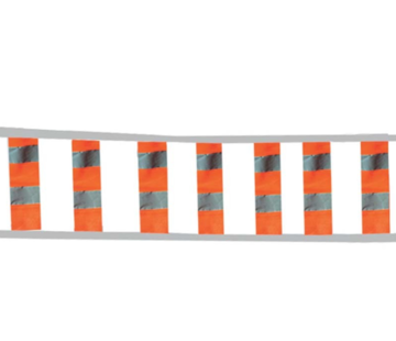 Barrière en tissu souple