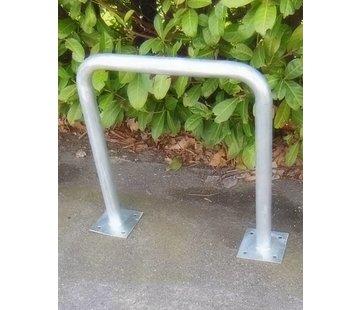 Arceau de vélo avec platine 600 x 650