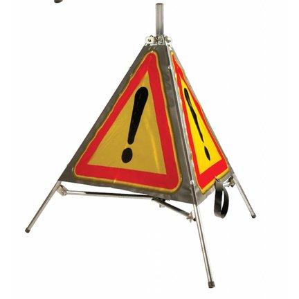 Tripode de signalisation temporaire