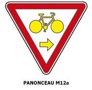 Panonceau M12a (pour Feux)