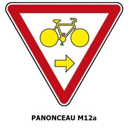 Panonceau M12