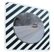 Miroir routier antibuée