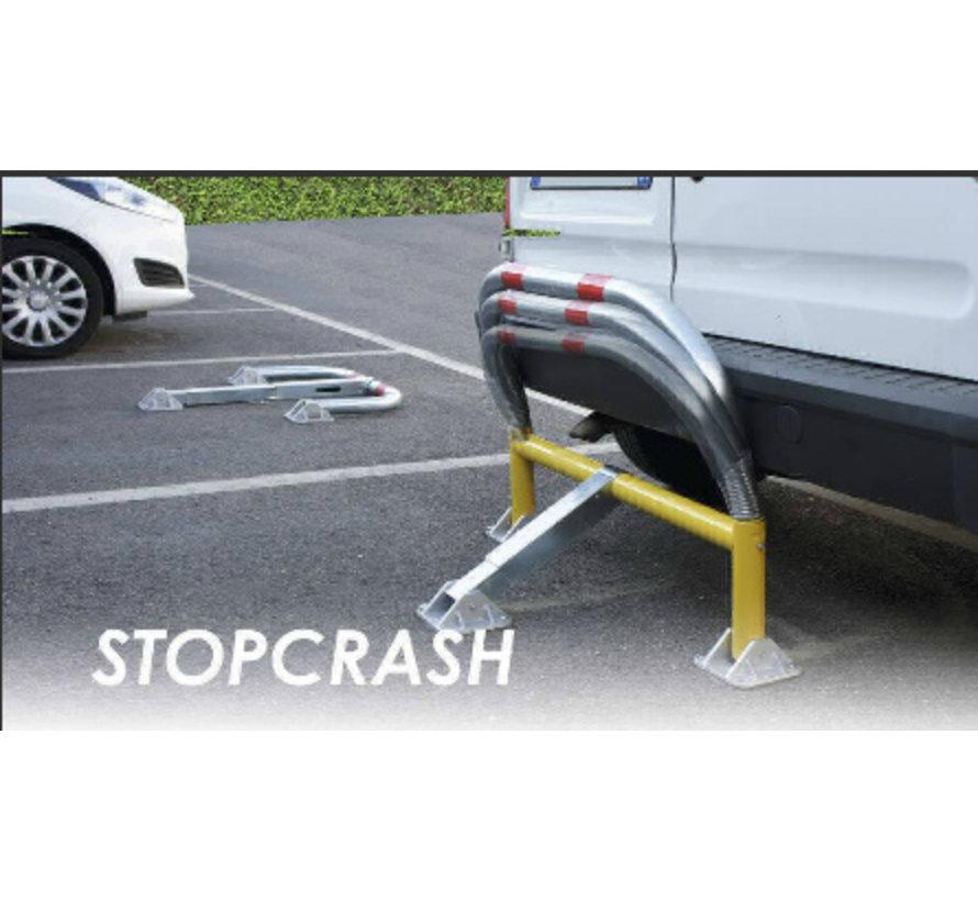 Arceau de parking avec ressort