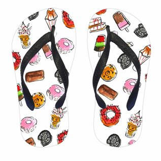 Slippers cookie