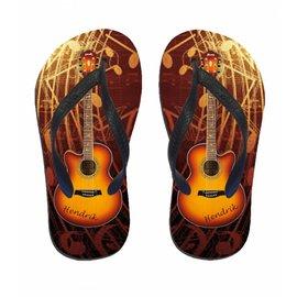 Slippers gitaar