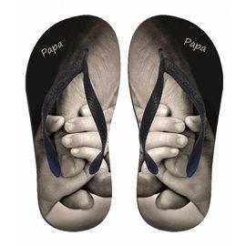 Slippers voor papa