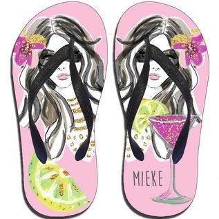 Slippers meisje summer