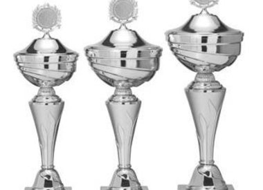 Trophies, cups, medals, ...