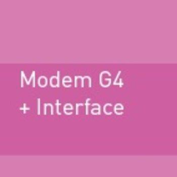 Modem G4 met interface