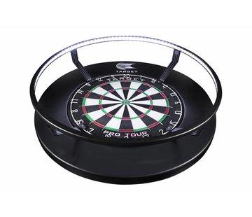 Target Darts Target Corona Vision Dartbord Verlichting
