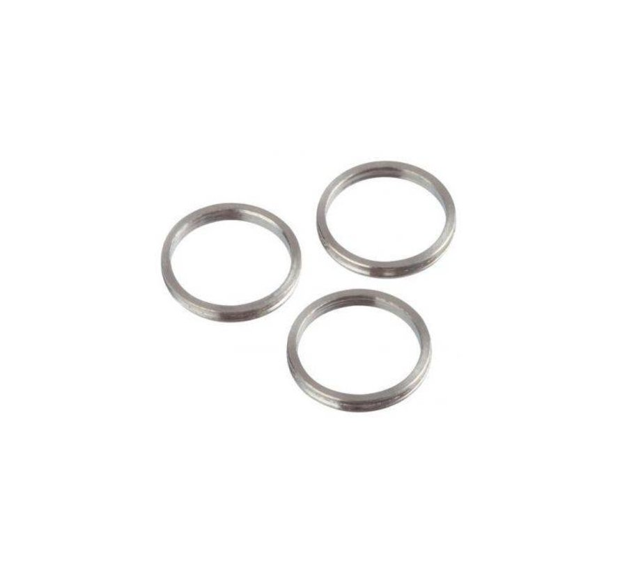 PRO GRIP RING SILVER
