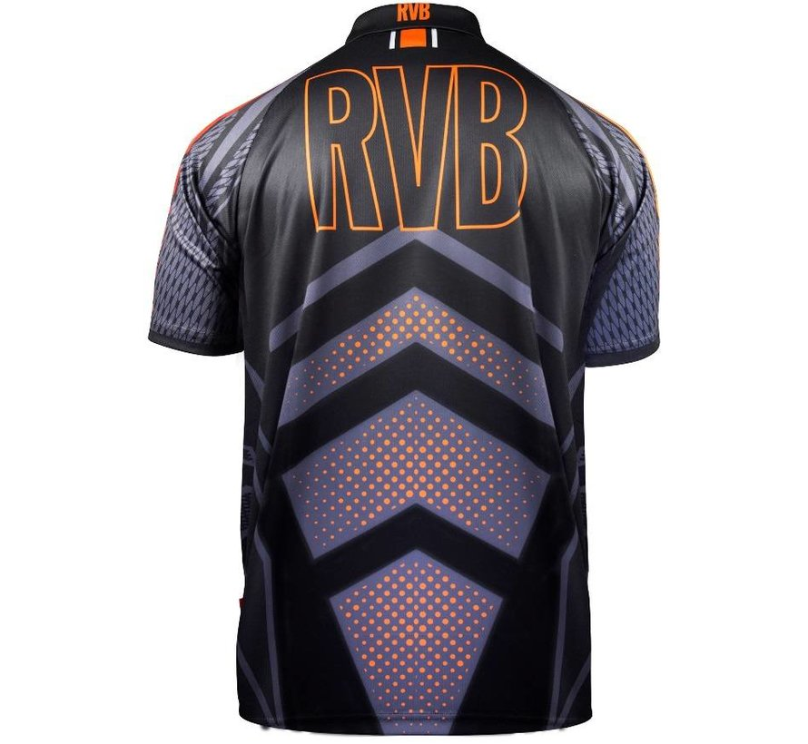 Raymond van Barneveld Target RVB Dartshirt 2018