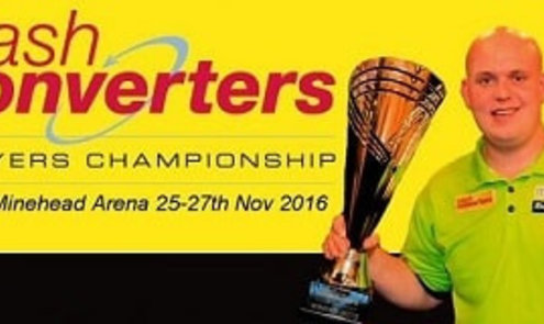 Players Championship Finals 2016