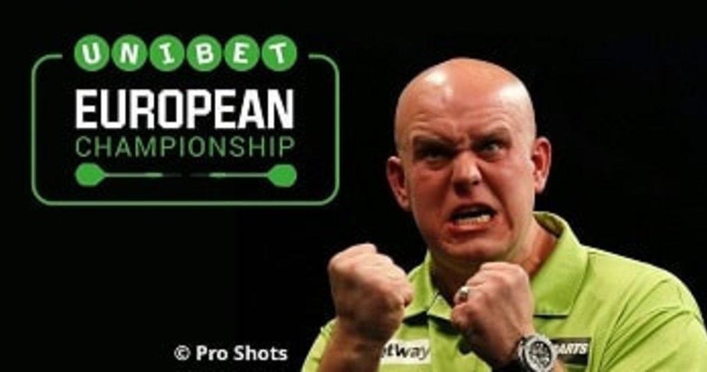 Standen en uitslagen European Championship