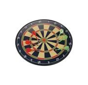 Bull's Darts: The darts in the air! Bull's Magnetic Dartbord