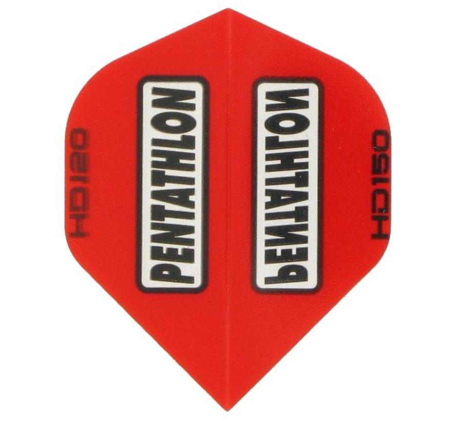 Pentathlon Transp HD150 Flight Std. - Red