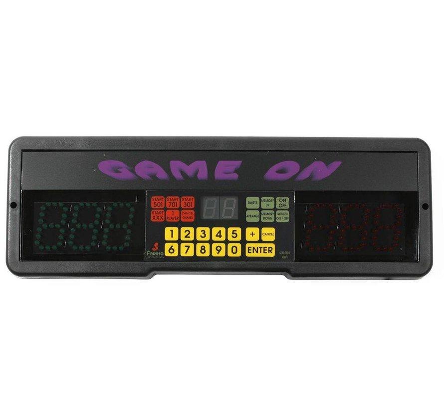 GAME ON Scoreboard