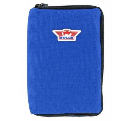 Bull's Unitas Case - Nylon Blue