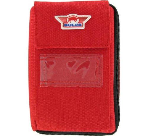 Bull's Unitas Multi Case - Nylon Red