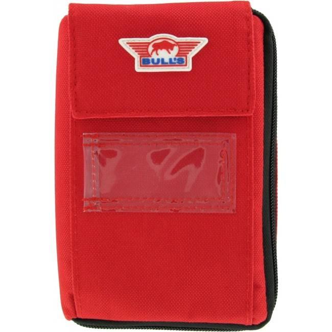 Bull's Darts: The darts in the air! Unitas Multi Case - Nylon Red