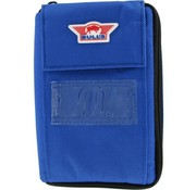 Bull's Darts: The darts in the air! Unitas Multi Case - Nylon Blue