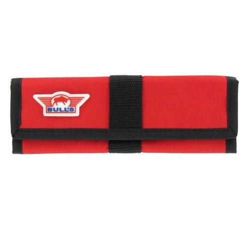 Bull's Darts: The darts in the air! Dart Sak Red