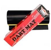 Bull's Darts: The darts in the air! RUBBER MAT + THROWLINE 300 x 60cm