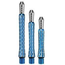 Target Darts Target Cortex Grip Titanium Blue  Shafts