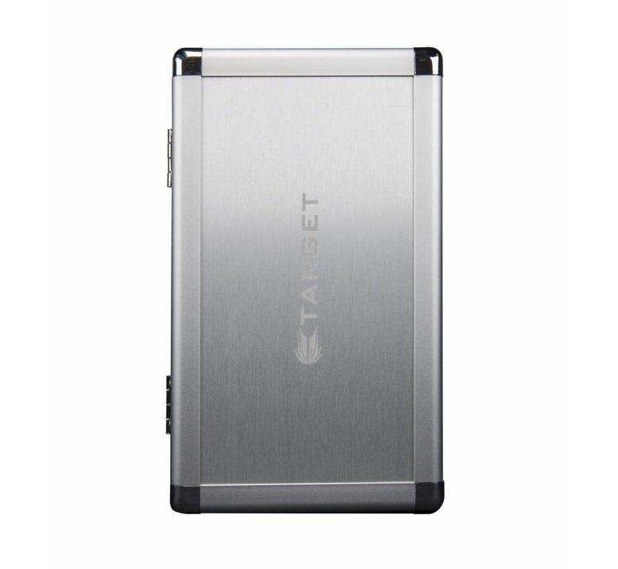 Target Galaxy Aluminium Case