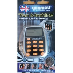 Winmau Darts Ton Machine Pocket Dart Scorer