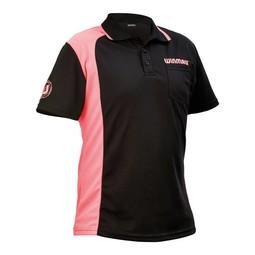 Winmau Darts Winmau zwart/roze dartshirt